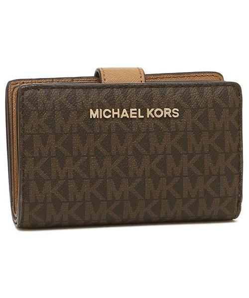 85d762318b6f MICHAEL MICHAEL KORS(MICHAEL MICHAEL KORS)/マイケルコース 財布 アウトレット MICHAEL KORS  35F8GTVF2B