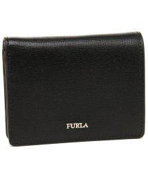 FURLA/フルラ 財布 FURLA 962175 PZ28 B30 O60 バビロン BABYLON XL BIFOLD レディース 二つ折り財布 無地 ONYX 黒/502045246