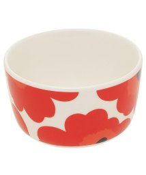 Marimekko/マリメッコ ボウル MARIMEKKO 063432 001 UNIKKO BOWL 2.5DL WHITE/RED/502045255