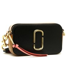 Marc Jacobs/MARC JACOBS M0012007 981 SNAPSHOT CROSS BODY レディース ショルダーバッグ BLACK/GAZELLE/502045425