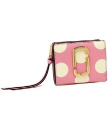 Marc Jacobs/MARC JACOBS M0014837 746 THE DOT SNAPSHOT  MINI COMPACT WALLET  二つ折り財布/502045444