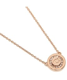 COACH/ COACH F29828 RGD PAVE PENDANT NECKLACE レディース ペンダント ROSEGOLD/502045481