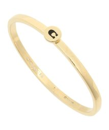 COACH/COACH F27186 GLD SIGNATURE HINGED BANGLE レディース バングル GOLD/502045488
