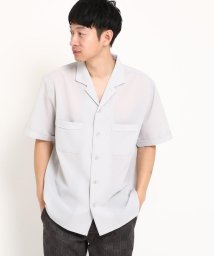 THE SHOP TK/オープンカラーシャツ/502279280
