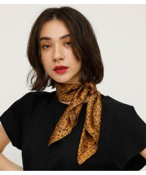 SLY/SPOTTED LEO SCARF/502279886