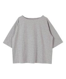 titivate/ビッグシルエットコットンTシャツ/502280272