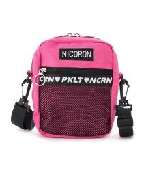 PINK-latte/★ニコラ掲載★【NiCORON 】ショルダーバッグ/502281664