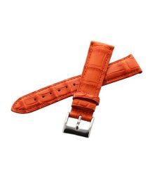 sankyoshokai/腕時計 付け替え用 ベルト 本革 アリゲーター 18mm/502282841