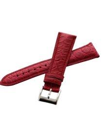 sankyoshokai/腕時計 付け替え用 ベルト 本革 アリゲーター19mm/502282842