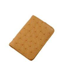 sankyoshokai/本革オーストリッチレザー BOX型 カード&コインケース レディース メンズ/502282851