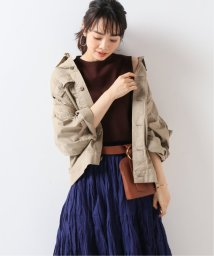 NOBLE/オーバーサイズミリタリーシャツジャケット◆/502283085