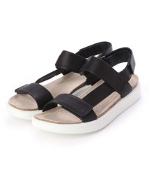 ECCO/エコー ECCO CORKSPHERE SANDAL W Shoe (BLACK)/502283221