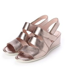 ECCO/エコー ECCO SHAPE 35 WEDGE SANDAL Hee (STONE METALLIC)/502283755