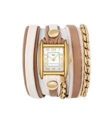 LA MER COLLECTIONS/LA MER COLLECTIONS CHAIN WATCHES 腕時計 LMMULTI1553 レディース/502251133