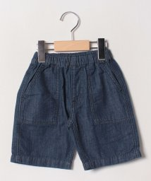 OCEAN&GROUND/DENIM FATIGUE SHORTS/502268567