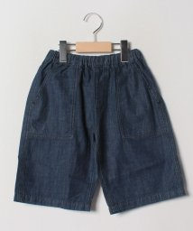 OCEAN&GROUND/Jr.DENIM FATIGUE SHORTS/502268568
