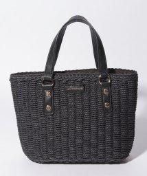 LA BAGAGERIE/バッグインバッグ付きペーパーかごバッグSサイズ/502268817