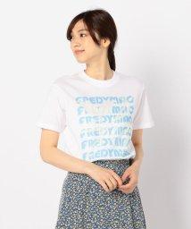 FREDYMAC/スイレンマーブルTシャツ/502269623