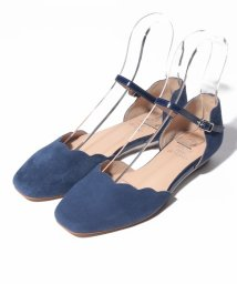 INTER-CHAUSSURES IMPORT/【ABOVE AND BEYOND】スカラップセパレートパンプス/502277984