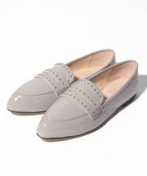 INTER-CHAUSSURES IMPORT/【ABOVE AND BEYOND】サケット製法スタッズローファー/502277985