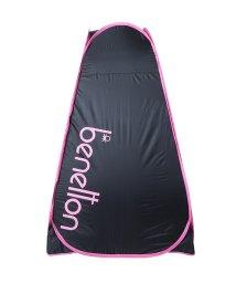 BENETTON (women)/ベネトン折りたたみ式日除け縦型サンシェード・テント(1人~2人用・UPF50+)/502278288