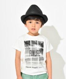 branshes/フォトグラフ半袖Tシャツ(80~150cm)/502281148