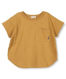 branshes/刺繍ポイント半袖Tシャツ(80~150cm)/502281149