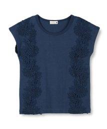 branshes/花レース半袖Tシャツ(80~150cm)/502281162