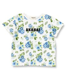 RADCHAP/花柄半袖Tシャツ/502281179