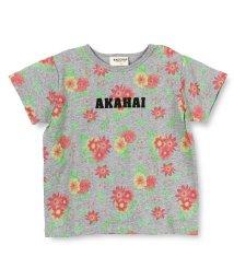 RADCHAP/花柄半袖Tシャツ(80~140cm)/502281179