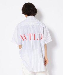 LHP/WHITELAND/ホワイトランド/ドッキングシャツ/502284247