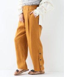 JOURNAL STANDARD/【QUWAGI/クワギ】  LINEN 1TUCK PANTS:パンツ/502285318