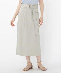 DRESSTERIOR/【WEB限定Lサイズあり】【洗える】アウトポケットタイトスカート/502285356