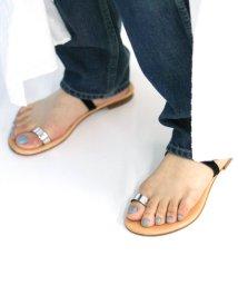 JOINT WORKS/【ENESS/エネス】 oyayubi sandal/502286725