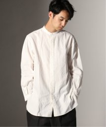J.S Homestead/BAND COLLAR SHIRT LONG C/L/502287023