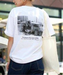 JOURNAL STANDARD relume/KOBAK AKIRA×relume BUS AND BASKET:Tシャツ/502287035