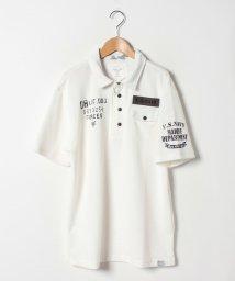 JNSJNM/【CREATIONCUBE】デザインポロシャツ/502117175