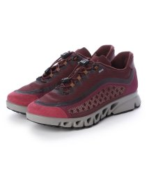 ECCO/エコー ECCO Womens MULTI-VENT Outdoor Shoe (WINE/WINE)/502267068