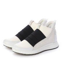ECCO/エコー ECCO ST.1 W Sneaker (WHITE/WHITE)/502267076