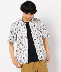 GLOSTER/Fashionable Bears オープンカラーシャツ/502269590