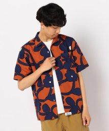 GLOSTER/【Jams/ジャムス】オープンカラーシャツ/502269634