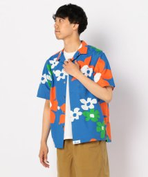GLOSTER/【Jams/ジャムス】オープンカラーシャツ/502269635