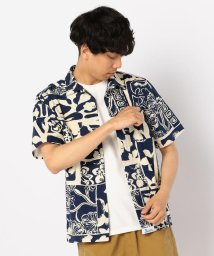 GLOSTER/【Jams/ジャムス】オープンカラーシャツ/502269636