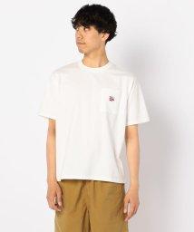 GLOSTER/【Jams/ジャムス】フラワー刺しゅう Tシャツ/502269638