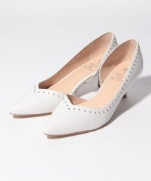 INTER-CHAUSSURES IMPORT/【ABOVE AND BEYOND】サイドオープンVカットパンプス/502277973