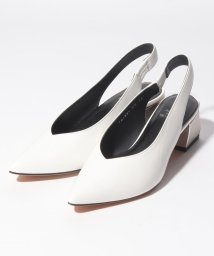 INTER-CHAUSSURES IMPORT/【ABOVE AND BEYOND】ポインテッドトウバックバンドパンプス/502277983