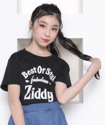 ZIDDY/TC天竺バックメッシュTシャツ/502279437