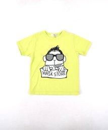 WASK/冷感サルプリントTシャツ(110cm~130cm)/502279504