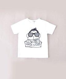 WASK/冷感サルプリントTシャツ(140cm~160cm)/502279505