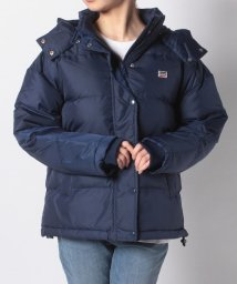 LEVI'S LADY/MIKAELA DOWN PUFFER MEDIEVAL BLUE/502280659